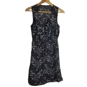 Maurices ruffled neck dress size small